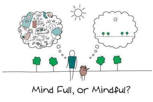 Mindful, Mind chatter